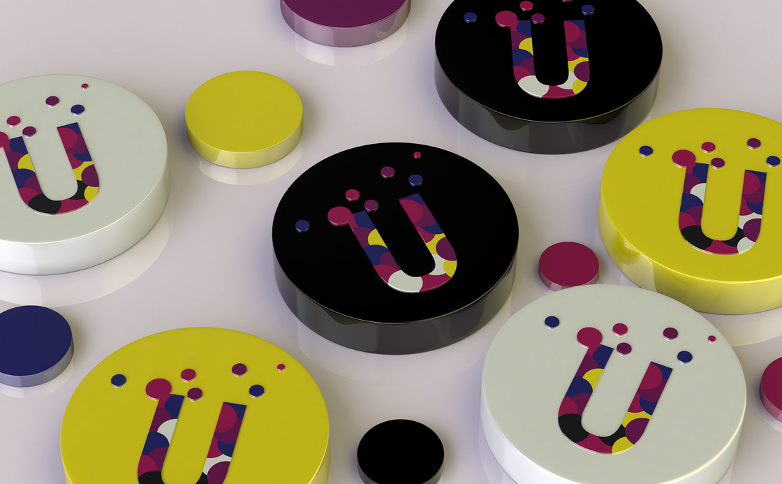 Ulc logo on round buttons large